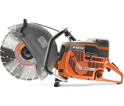 Husqvarna K 1270 Concrete Saw