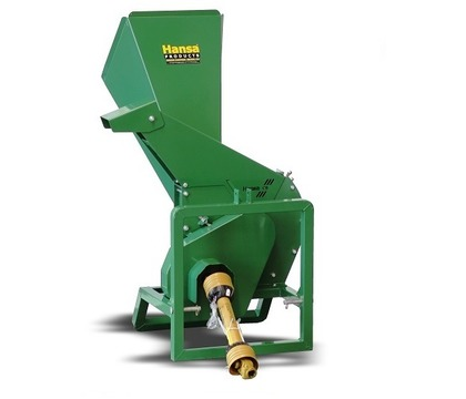 Hansa C13-PTO Chipper