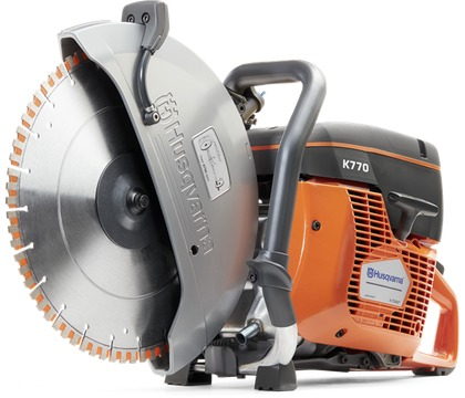 Husqvarna K 770 Concrete Saw
