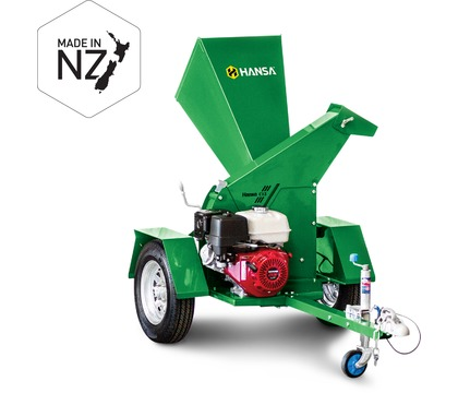 Hansa C13 Road Towable Chipper
